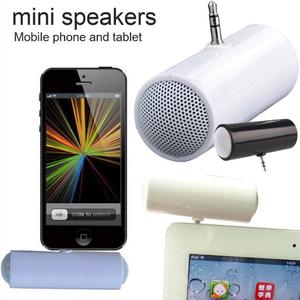 Image 3 - Jeebel Mini Hoparlör 3.5mm Jack Akıllı telefon için MP4 Tablet PC Dizüstü Tablet Mono Hoparlör Müzik Amplifikatör Hoparlör