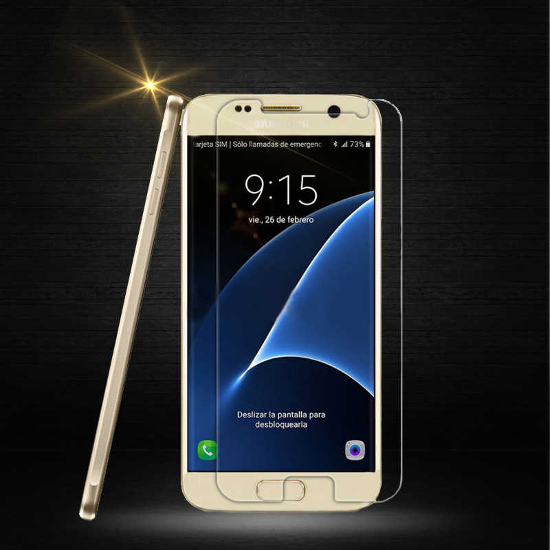 For Samsung Galaxy A3 A5 A7 2017 A320 A520 A720 Tempered Glass J1 J2 J3 J5 J7 2016 J510 2015 Anti Shatter Screen Protector Film