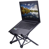Portable laptop stand computer stand adjustable folding laptop lapdesk office lapdesk.ergonomic notebook stand