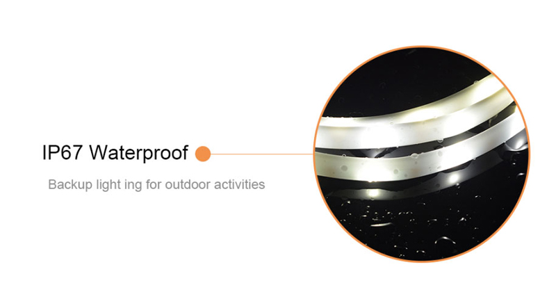 Portable Outdoor Waterproof LED Strip 1.5m DC 5V USB Power LED Rope Lights for Camping Hiking Flexible Strip LED Lantern Lights (39)