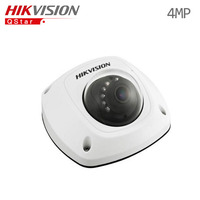 HIKVISION English Version DS 2CD2542FWD IS 4MP Mini Dome IR Up To 10m IR Network WIFI