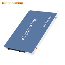 Ssd Interne Solid State Drive 64 gb 128 gb 240 gb 512 gb 1 tb Laptop 2.5 ''Sata3 TLC harde Schijf voor pc computer Blauw door Kingchuxing(China)