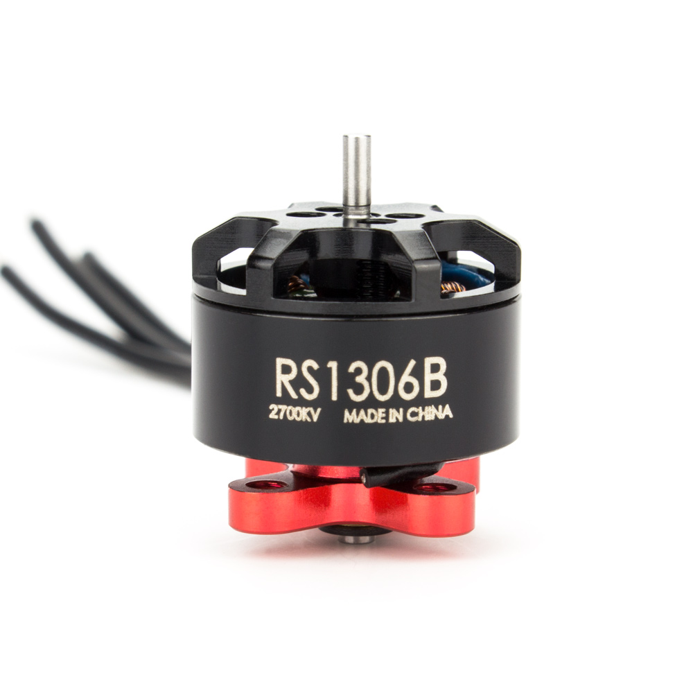 4 pz/lotto Originale EMAX RS1306B 2700KV 4000KV Brushless Motor Racing 3-4S RS1306 Versione 2 Del <font><b>Motore</b></font> per <font><b>RC</b></font> FPV RACER Quadcopter image