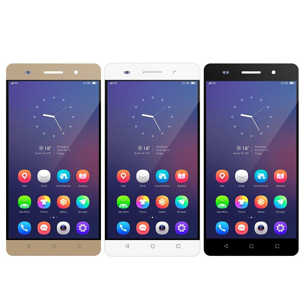 LCD pour Huawei Honor 4C LCD CHM-U01/G jouer Mini CHC-U01 CHC-U03 LCD écran tactile numériseur verre assemblée avec cadre