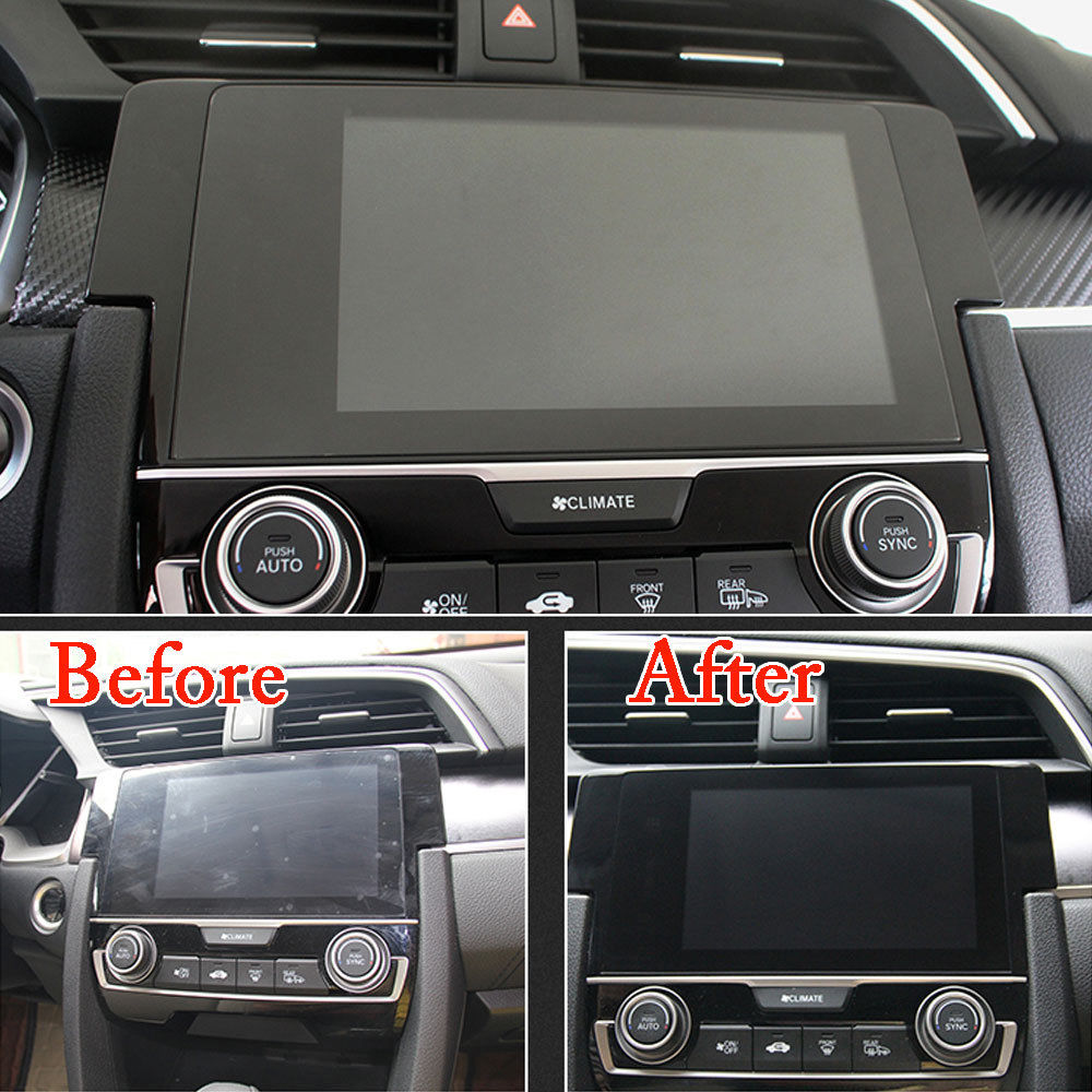 Honda Civic Indash Navigation 2017: For Honda Civic 2016 2017 2018 1pc Film Car GPS Navigation