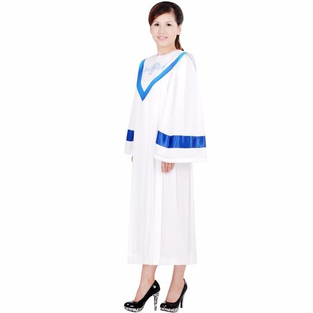 христианская одежда поэзия хор церковный костюм высокого качества фотография