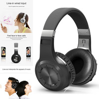 Bluedio Bluetooth 4.1 Wireless Headset Hurricane HT Stereo Headphone for Phones DJA99