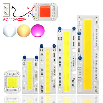[Sumbulbs] AC 110V 220V LED COB Light Bulb 20W 30W 50W 100W 150W Smart IC COB Chip Full Spectrum LED Lamp for Plant Grow Lights image