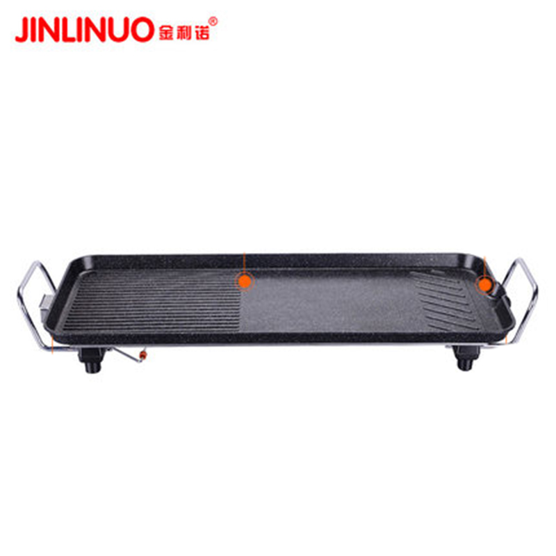 Electric baking pan Large Smokeless Korean Electric Grill Indoor Barbecue Pan Household Teppanyaki Barbecue sex and the city the movie