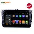 Чистая Android 5.1.1 Автомобильный DVD Quad Core 16 Г ROM 1024*600 Экран Автомобиль Raio для VW Golf mk6 5 Polo Jetta Tiguan Passat B5 B6 CC Skoda