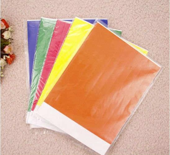 llega 878b2 4f170 Nuevas pulseras de papel para eventos sin logotipo de 200 piezas, tarjetas  de papel para escribir en pulseras, pulsera deportiva de papel id