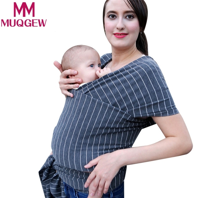 2017 Hot Selling Baby Wrap Sling Stretchy Newborn Infants Toddler