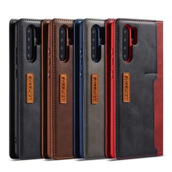 Phone Case For Huawei P30 P20 Pro Mate20 Lite Magnetic Real Genuine Leather Cover Flip Wallet Cases For Huawei Mate 20 Pro Coque