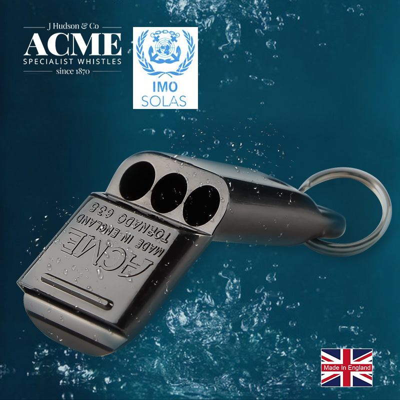 ACME 635 Basketball Water Sports ABS Resin Whistle Referee Swimming Coach Special Whistle Lifesaving Sporting Goods
