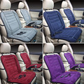 12v High Quality Car Heated Seat Cushion Hot Warmer Cover 12V Heat Heater Warmer Pad-winter Winter Car Heating Pads 5 Color 1Pcs