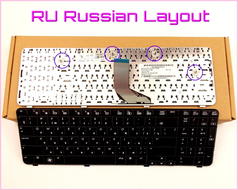 New Keyboard RU Russian Version for HP/Compaq G61-511WM G61-329CA G61-323CA  G61-429WM G61-304NR G61-320US CQ61-310 Laptop