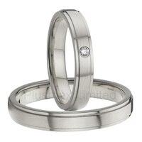 Best фабрики Китая специальный день обувь для мужчин и женщин тонкий 4 мм Pure Titanium обручальные кольца