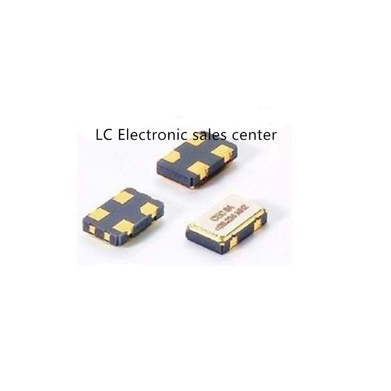 10pcs Active Patch Crystal 5032 OSC 5*3.2 12.288M <font><b>12.288MHZ</b></font> Oscillator Resonator image