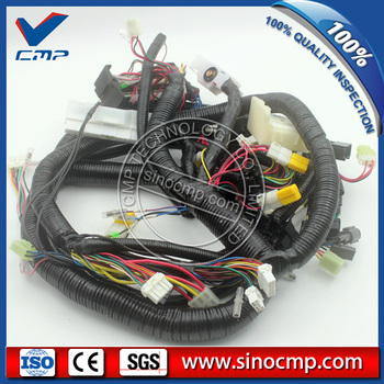 EX200-3 EX220-3 internal inner wiring harness, wire cable for Hitachi excavator