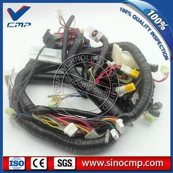 EX200-3 EX220-3 wewnętrzny wewnętrzna kable w wiązce, drut kabel do koparka Hitachi