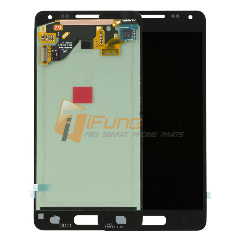 For Samsung Galaxy Alpha G850 lcd screen display assembly replacement parts accessories 5 pcs/lot DHL EMS free shipping high quality for samsung galaxy grand neo i9060 i9062 lcd screen display replacement parts 1pc lot