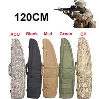 120cm Hunting Accessories Carry Nylon Case For Rifle Storage Slip Bag Carrier