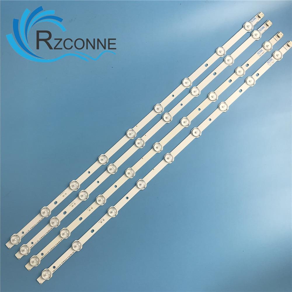 LED Backlight strip 9 Lamp for LG 32TV 6916L-1030A 6916L-1031A 6916L-0923A 6916L-0881A LC320DXN SE R1 LED32A2000V LED32A2000i new kit 4 pcs for lc320dxn se r1 led strip 6916l 1030a 6916l 1031a 6916l 0923a 6916l 0881a 9 leds 650mm