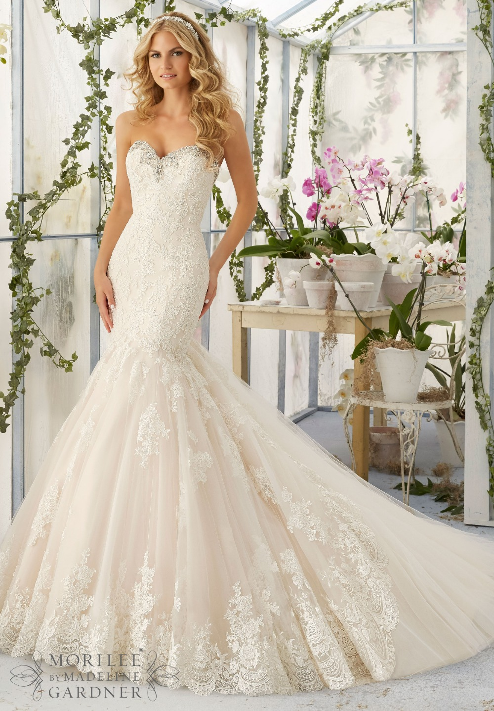 wedding dresses mermaid dress wedding Sophia Tolli Wedding Dresses Spring Bridal Collection