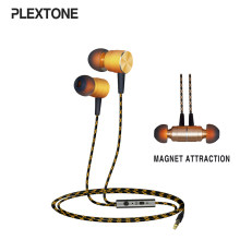 APBLP X41M Magnetic Earphone in-ear Earphone Bass fone de ouvido Headsets with Mic for iPhone iPad Samsung Sony Huawei Xiaomi(China)