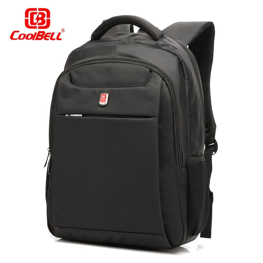 ФОТО 2017 New Laptop Bag 15.6 inch Notebook Bag Large Capacity Laptop Backpack Travel Hiking Luggage Bag Knapsack mochila masculina