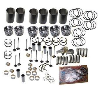Overhaul Rebuild Kit for Komatsu SA6D107E 6D107 Engine PC200-8 PC220-8 PC240-8