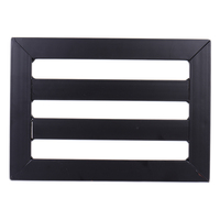 Guitar Pedal Board Setup Style Guitar Pedalboard With Magic Tape Musical Instrument Accessory Medium Single Effect