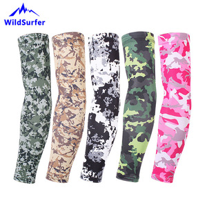 Men Women Camo Breathable Fabric UV Prot