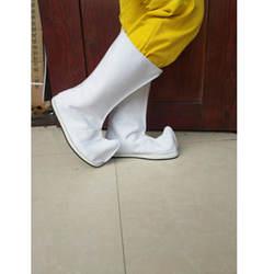 7 видов цветов древней китайской династии сапоги высокие сапоги для фехтовальщик деформированные головы обувь министр сапоги Хэллоуин