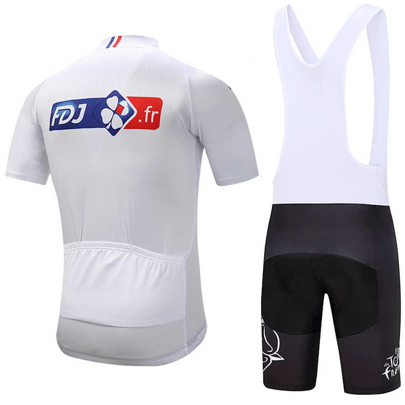 DDD 프로 사이클링 저지 9D 젤 자전거 반바지 정장 MTB Ropa Ciclismo mens 여름 자전거 타기 Maillot culotte wear