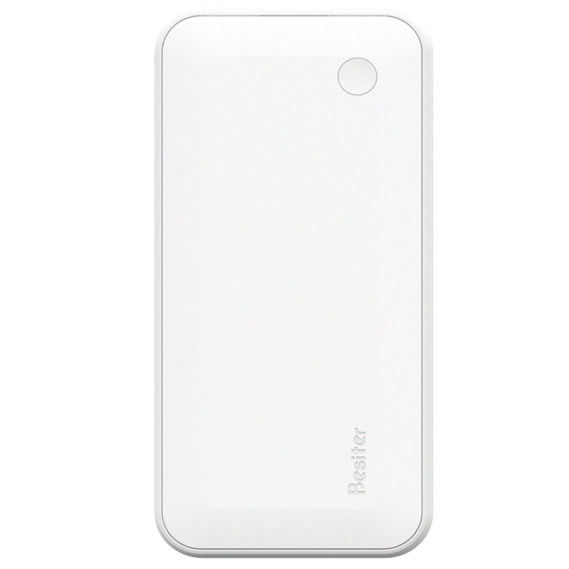 10000mAh Besiter Power Bank Quick Charge External Battery Support Fast Charging For Android And IOS Mobile