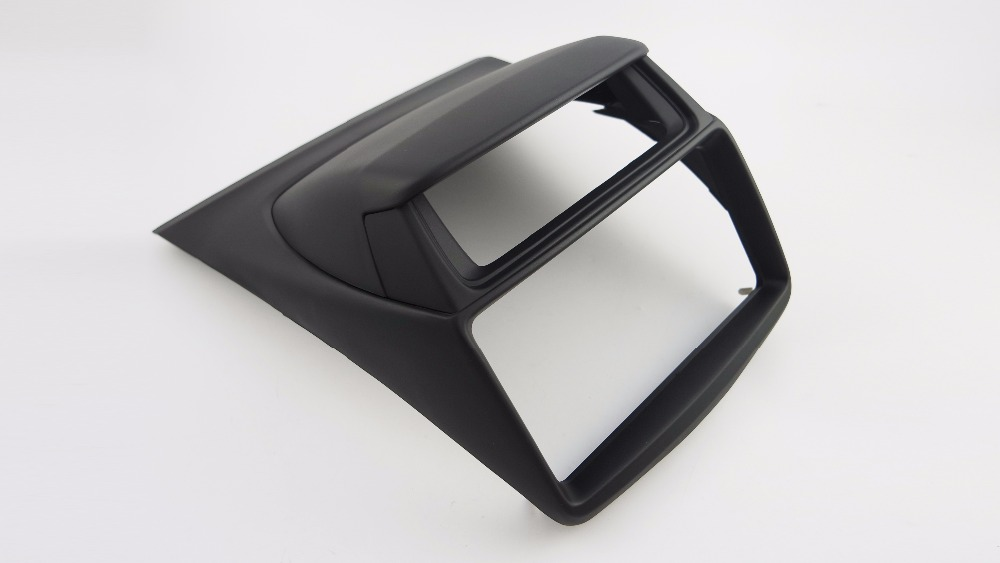 Facia for Mitsubishi Triton L200 Pajero Sport Radio DVD Stereo CD Panel Dash Kit Trim Fascia