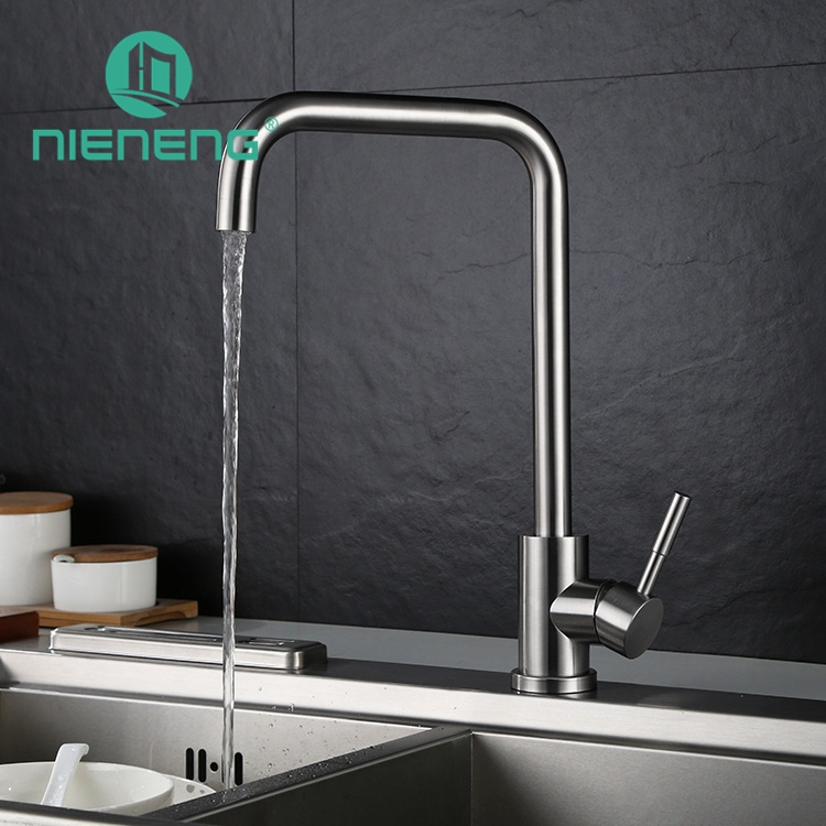 nieneng 304 stainless steel kitchen tap faucets kitchen sink drinking water faucet for filtered mixer fittings. Interior Design Ideas. Home Design Ideas