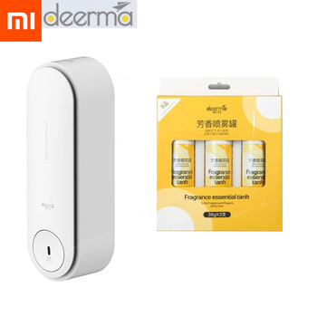 Xiaomi Deerma Slide Up Automatic Aerosol Dispenser Two Models Vertical Spray Lasting Fregrant Туалет