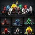 Dargo D897 6 unids/lote Nexo Caballero Futuro Assemblage Bloque de Construcción de Ladrillos Modelo de Desarrollo Juguetes Para Niños brinquedos Regalo