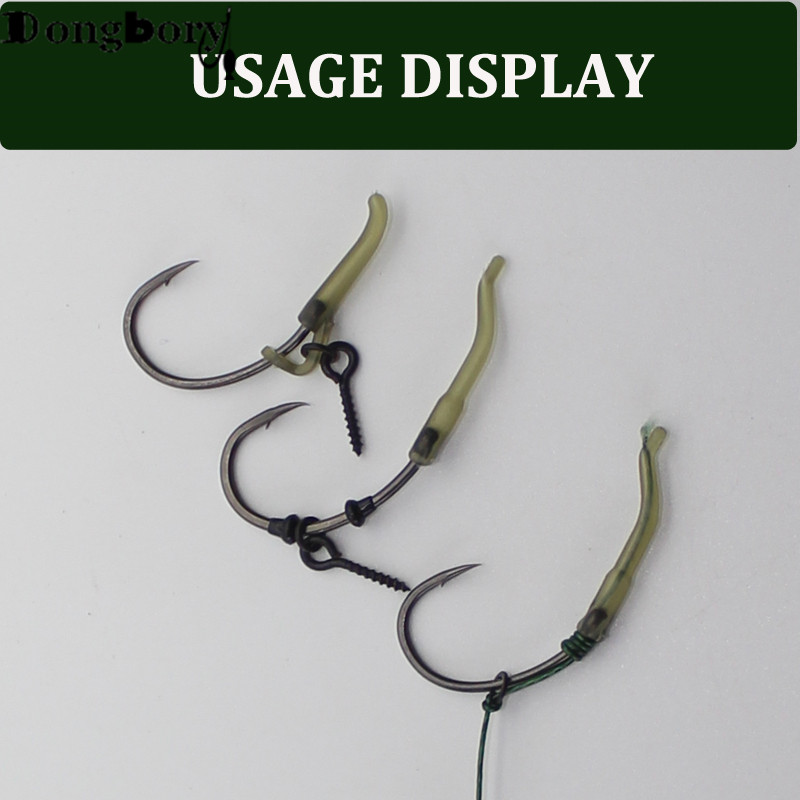 20Pcs Line Aligners Connect Fishing Lures And Hook Aligners Anti-tangle Slee LA