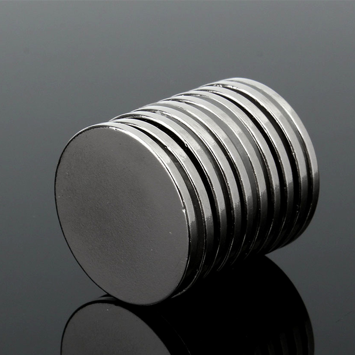 10PCS 25mm x 2mm N35 Strong Round Magnets Rare Earth Neodymium Magnet Circular magnet Permanent 25 x 2mm magnet 20pcs powerful neodymium disc magnets n35 grade diy craft reborn permanent magnet round magnet strong magnet 9mm x 3mm