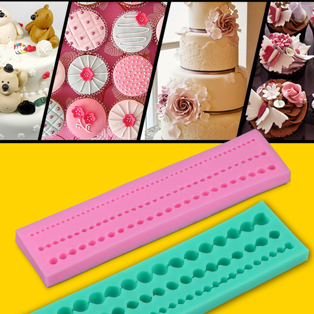 Pearl Molds Cake Decorating