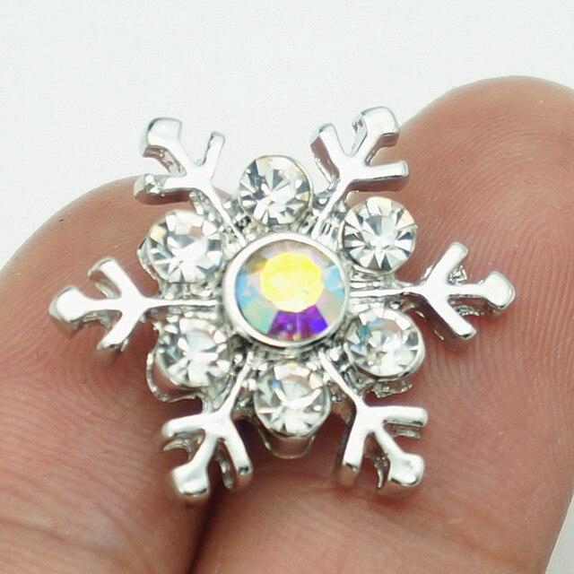 Beauty 4 Colors Snowflake...