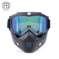 Good Quality Military Mask Goggles CS Game Tactical Shooting Eye Protection Goggles Windproof Outdoor Sport Safety