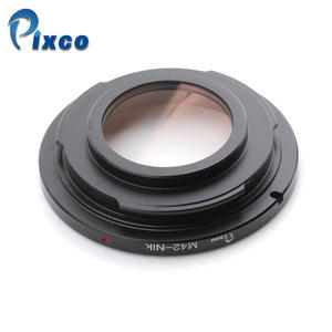 Focus Infinity Lens Adapter Suit For M42 Mount Lens to Suit for Nikon Camera