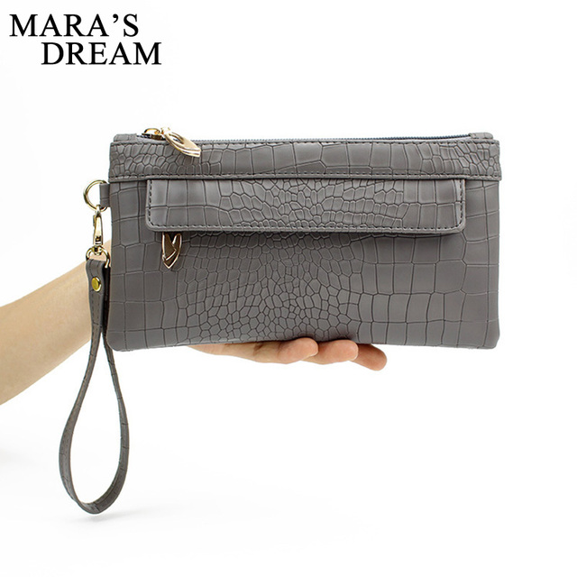 Mara's Dream Candy Color PU Leather Women Bag Day Clutches Women Envelope Bag Clutch Evening Bag Female Handbag Wristlets Bags 2