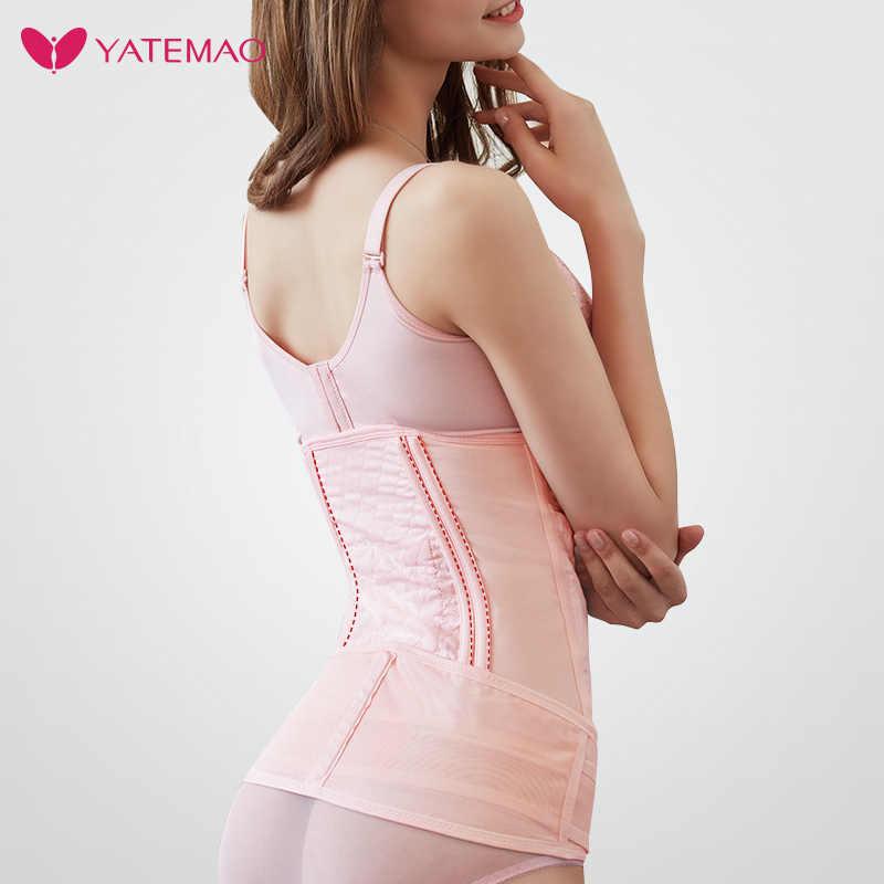 6b26a3e96 ... YATEMAO Hot Selling Belly Belt Cotton Body Shaper Tummy Control Firm  Shape Wear Postpartum Slimming Underwear ...