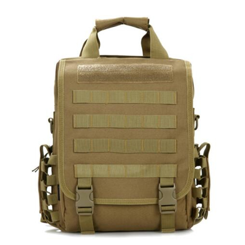 High Quality Camouflage TAD Military Multi function Computer Bag Men s font b Tactical b font
