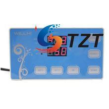 220V Digital Temperature & Humidity Controller Incubator Thermostat Sensor Relay
